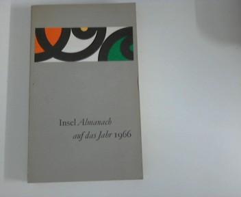 Insel Almanachh auf das Jahr 1966