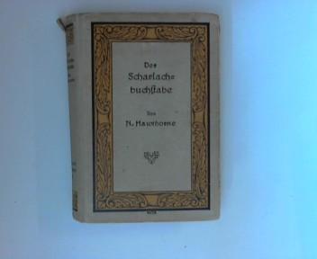 Der Scharlachbuchstabe