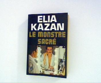 Le Monstre Sacré ; Editions Stock ; Französische Ausgabe ;