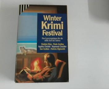 Winter-Krimi-Festival : . Das Lesevergnügen für die stille Zeit des Jahres. ( Winter Krimi Festival ) Sonderausg.