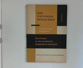 Borinski, Ludwig: Die Utopie in der modernen englischen Literatur. Gerd Krause, Die neueren Sprachen , 2