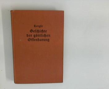Geschichte der göttlichen Offenbarung ; (Katholische Religionslehre für Schule und Leben ; Tl 1) 6. u. 7. umgearb. Aufl. 12.-15. Tsd.