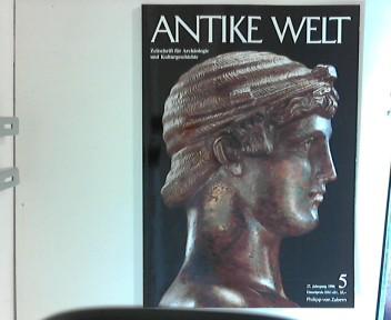 Antike Welt, Zeitschrift für Archäologie und Kulturgeschichte Heft 5 27. Jahrgang 1996