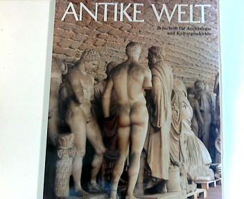 Antike Welt. Zeitschrift für Archäologie und Kulturgeschichte. 30. Jahrgang (1999), Heft 6