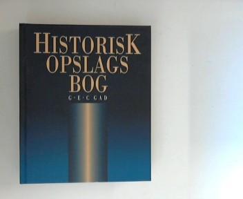 Bekker-Nielsen, Tönnes, Henrik Horstböll Bernard Eric Jensen u. a.: Historisk opslagsbog