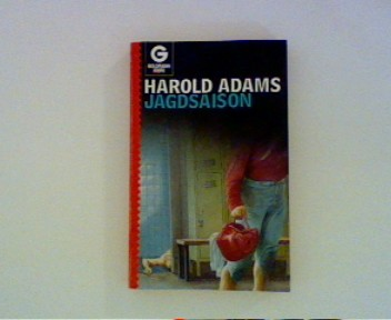 Jagdsaison - The man, who missed the party ; 1. Auflage ;