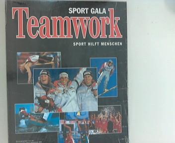 Sport Gala - Teamwork : Sport hilft Menschen. OSB. Chefred. Wolfgang Uhrig], Olympische Sport-Bibliothek