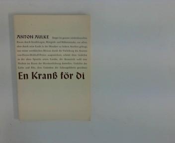 En Kranß för di. 2. Aufl.