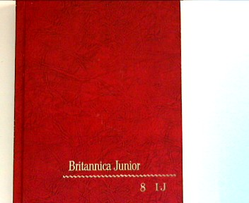 Benton, William Hrsg: Britannica Junior : Volume VIII ; I-J
