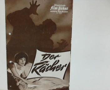 Illustrierte Film-Bühne : Nr. 5357 : Der Rächer ; Nach dem gleichnamigen Roman von Edgar Wallace - Regie: Karl Anton mit Heinz Drache, Ingrid van Bergen, Klaus Kinski u. a.
