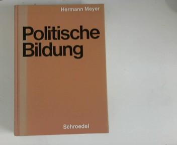Politische Bildung : Handbuch für Lehrer