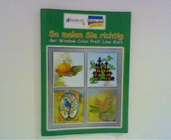 So malen Sie richtig - Der Window Color Profi Line-Kurs ; Aktualisierte Aufl. ;