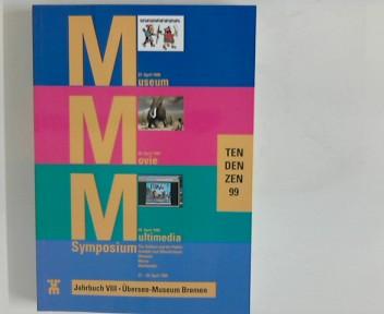 TenDenZen 99 :  Jahrbuch VIII - Übersee-Museum Bremen. hrsg. vom Übersee-Museum, Bremen