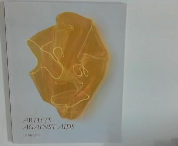 Artists against Aids - 15. Mi 2013 ; Kunstauktion für die AIDS-Stiftung Kunstauktion für die AIDS-Stiftung