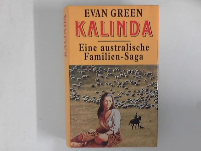 Kalinda : eine australische Familien-Saga.