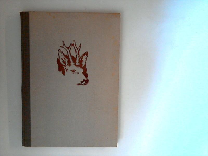 Im Wald und auf der Heide : 13 Tiernovellen mit 138 Fotos auf Kupfertiefdrucktafeln von Hermann Fischer