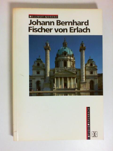Johann Bernhard Fischer von Erlach (Studio Paperback) Auflage: 1