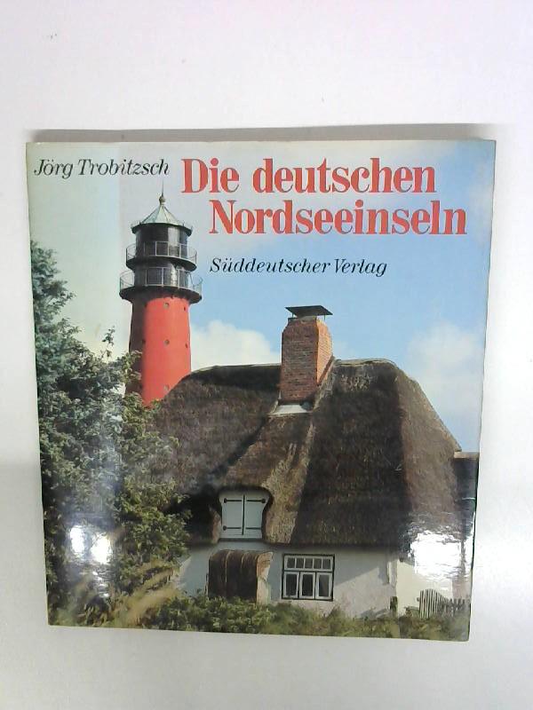 Trobitzsch, Jörg: Die deutschen Nordseeinseln. Bildlegenden englisch / französisch