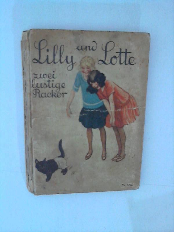 Kniese, J.: Lilly und Lotte zwei lustige Racker