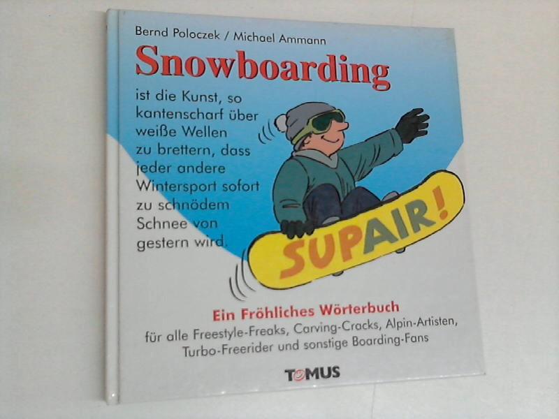 Snowboarding 4. Auflage