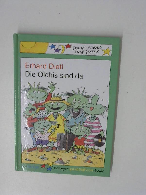 Die Olchis sind da. (Ab 7/8 J.) 12., Aufl.