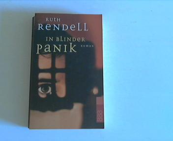 In blinder Panik. Roman