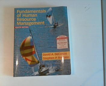 Human Resource Management Auflage: 8th International edition
