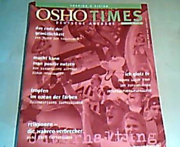 Oshotimes: Deutsche  Ausgabe Unterhaltung - das ende der gemütlichkeit - Der Fluch der Religionen