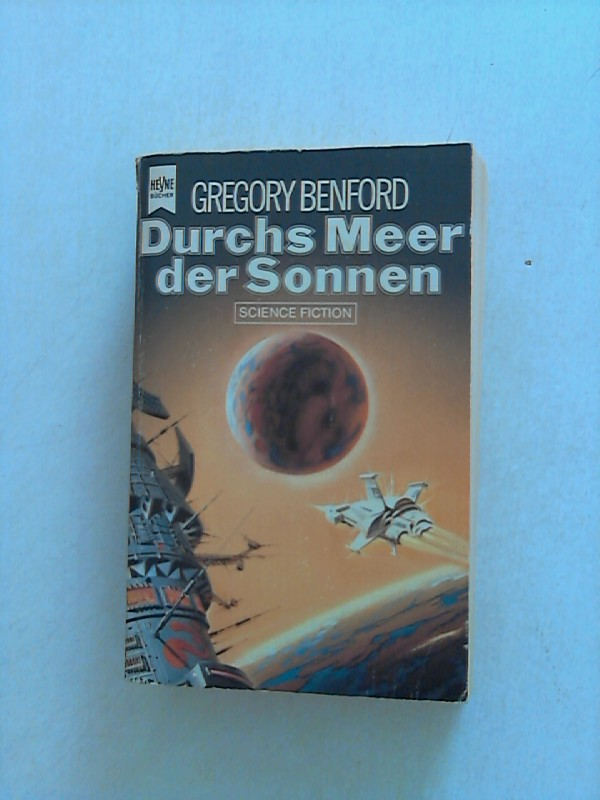 Durchs Meer der Sonnen. Science Fiction