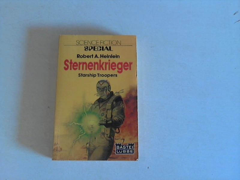 Sternenkrieger. Starship Troopers Science Ficton Special. Deutsche Erstveröffentlichung.