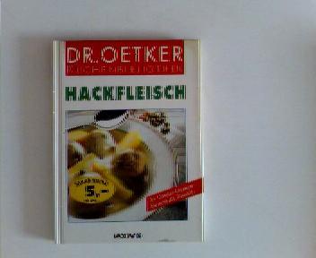 Hackfleisch (Dr.Oetker Küchenbibliothek)