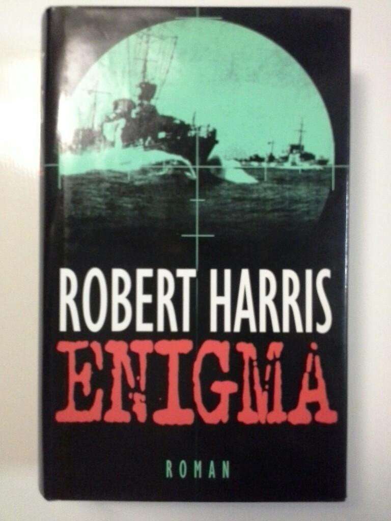Robert, Harris: Enigma