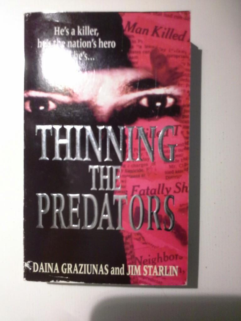 Graziunas, Daina and Jim Starlin: Thinning The Predators