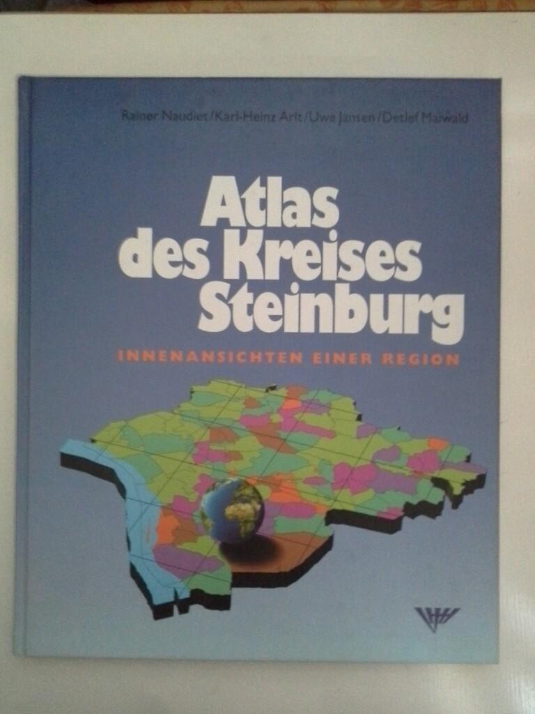 Autorenkollektiv: Atlas des Kreises Steinburg. Innenansichten einer Region