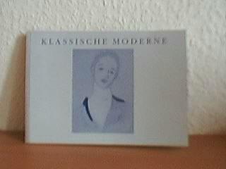 Klassische Moderne - Tradtion und Abstraktion in der finnischen Kunst des 19. Jahrhunderts; eine Ausstellung im Künstlermuseum Heikendorf-Kieler Förde