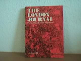 The London Journal - A review of Metropolitan Society Past and Present: Vol 5 No. 2