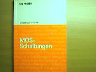 MOS-Schaltungen Datenbuch 1976/77