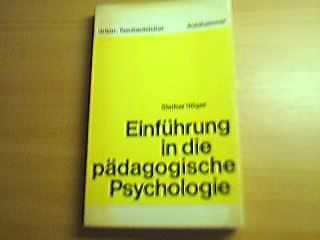 Höger, Diether: Einführung in die pädagogische Psychologie