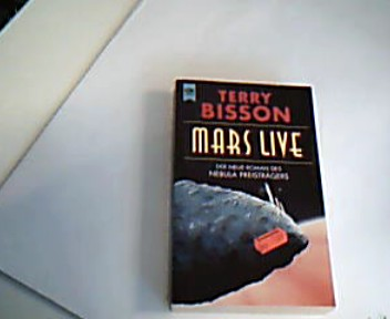Mars  LIve Dt. Erstausg. - Science-fiction & Fantasy  Bd. 5276