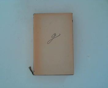 Goethes Briefe an Charlotte von Stein. Zweiter Band, Erster Teil.