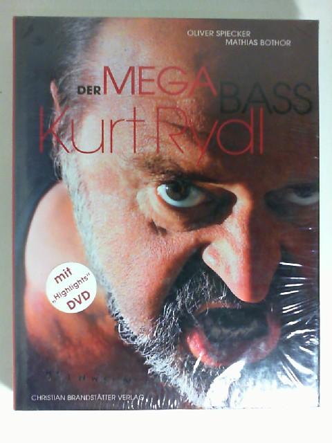 Der Mega Bass Kurt Rydl, m. DVD-Video