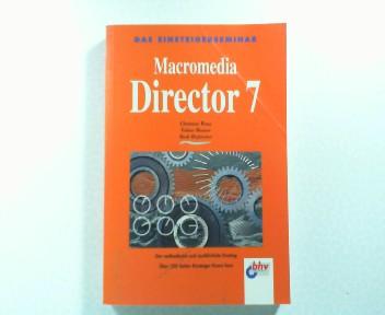 Macromedia Director 7 1. Auflage