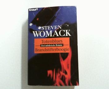 Totenblues : Brandstifterboogie, zweimörderische Romane. [Aus dem Amerikan. von Isabel Schmidt], Knaur ; 60763 Vollst. Taschenbuchausg. 1. Auflage,