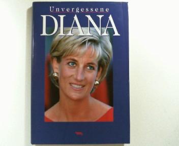 Unvergessene Diana. Königin der Herzen Diana. Genehmigte Sonderausgabe