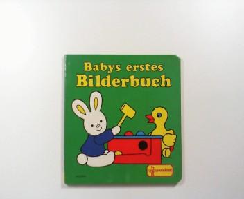 Babys erstes Bilderbuch. Idee und Konzept: Marjorie Rogers, Bilder: Ann und Michael Ricketts. 3. Auflage,