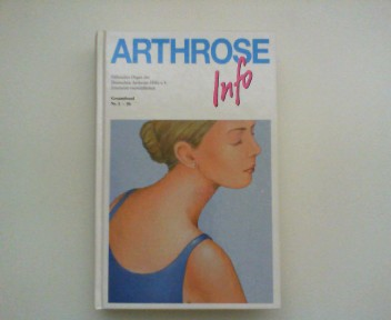 Arthrose Info Nr. 1-56. Offizielles Organ der Deutschen Arthrose-Hilfe e.V., erscheint vierteljährlich. Gesamtband.