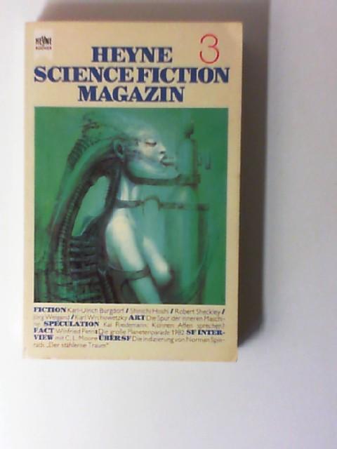 Jeschke, Wolfgang: Heyne-Science-Fiction-Magazin 3.