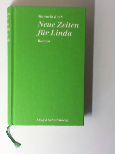 Neue Zeiten für Linda. ISBN 3930041138, 1. Aufl.