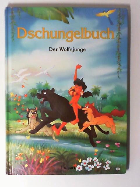 Dschungelbuch : der Wolfsjunge. ISBN 3812232456,