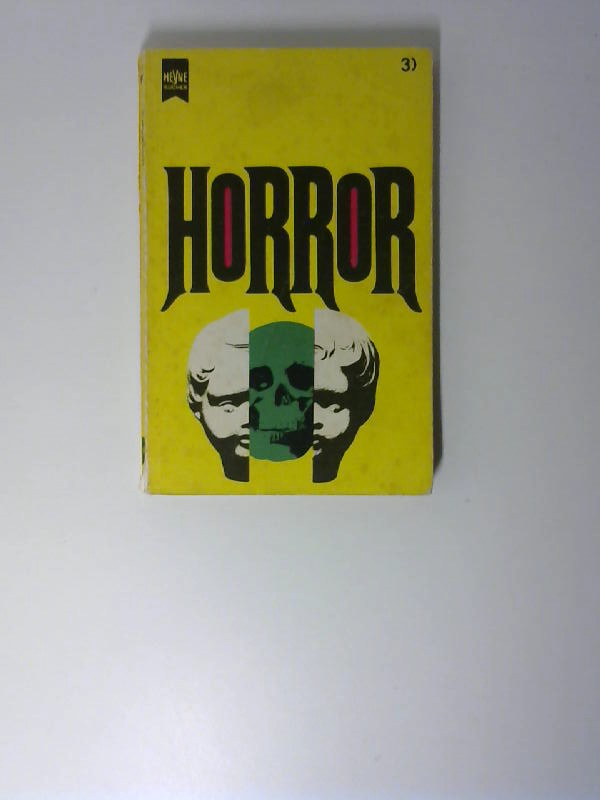 Horror; Teil: 3. Heyne-Bücher ; Nr. 911.